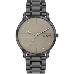 KENNETH COLE NEW YORK 44mm 3-Hand Bracelet Watch